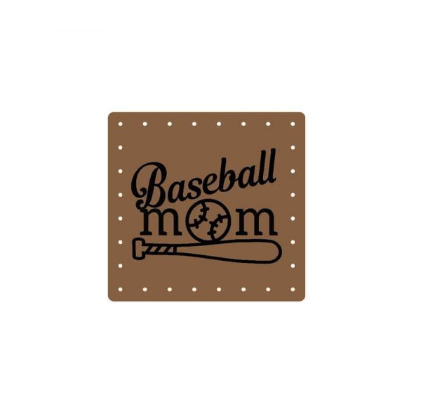 baseball, mom, patch